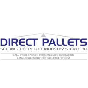 Direct Pallets logo
