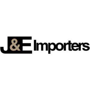 J&E Importers logo