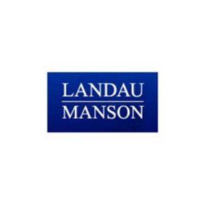 Landau Manson logo
